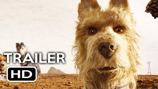Isle of Dogs Official Trailer #1 (2018) Wes Anderson, Bryan Cranston Animated Movie HD thumbnail