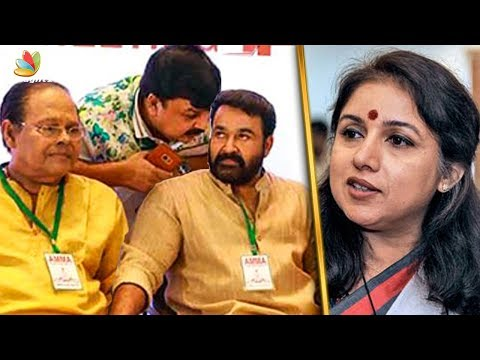 അമ്മ - WCC ചർച്ച ഉടൻ |  AMMA agrees to emergency executive committee meet | Revathy