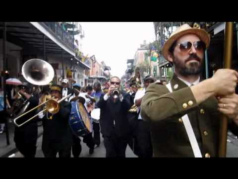 Preservation Hall Jazz Band - Mardi Gras 2012