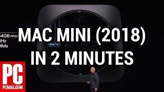 Mac Mini (2018) in 2 Minutes