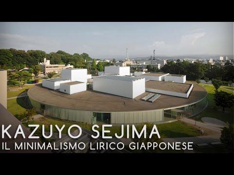 08 KAZUYO SEJIMA - Il minimalismo lirico giapponese - Pippo Ciorra