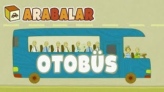Çizgi film Çocuklar için Arabalar: Otobüs, trafik lambası ve otopark! Seçkin bölümler