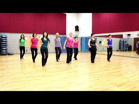 I Said I Loved You (But I Lied) - Line Dance (Dance & Teach in English & 中文)