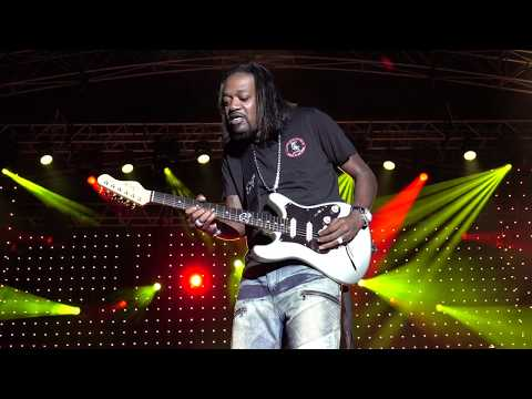 Eric Gales Live The Reaper Live @ Cahors Blues Festival 2018