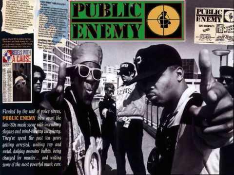 Public Enemy Acapella Pack