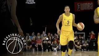 [WNBA] Los Angeles Sparks vs Las Vegas Aces, Full Game Highlights, July 15, 2018