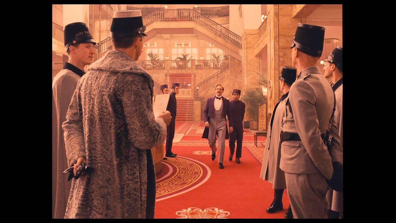 Grand Budapest Hotel Regisseur