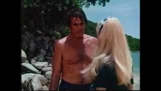 STUART WHITMAN Shirtless Bare Chested Movie Scene 1971