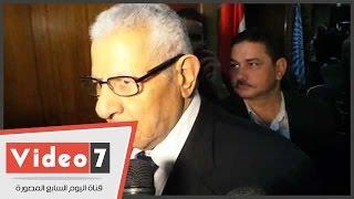 مكرم محمد أحمد يؤكد استقالة حاتم زكريا عضو مجلس نقابة الصحفيين