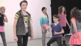 MiniPop Kids 12 Commercial Shoot - Behind The Scenes