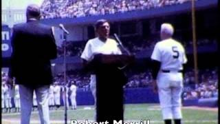 1985 Yankees Old Timers Day