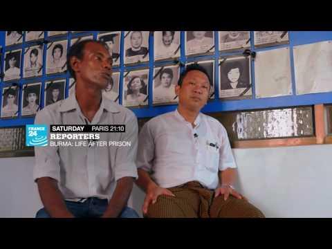 BURMA:  LIFE AFTER PRISON