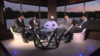 Jalsa Salana UK 2012: Day 2, Discussion on Jihad (English)