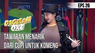 DAGELAN OK - TAWARAN MENARIK CUPI UNTUK KOMENG  [20 JANUARI 2019]