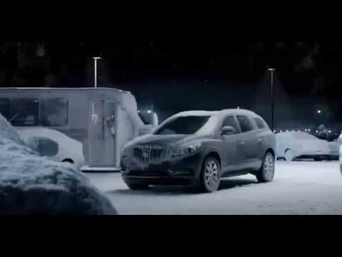 Buick Enclave TV Commercial Prepare for Landing Feat Gillian Vigman