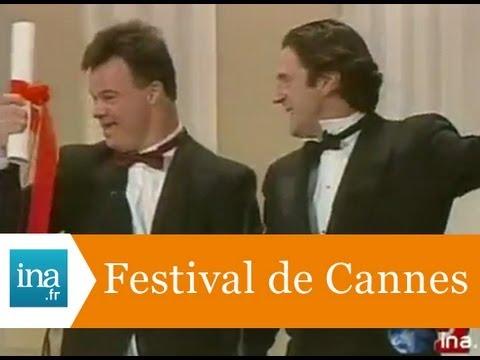 Palmares du 49ème festival international du film à Cannes - Archive vidéo INA
