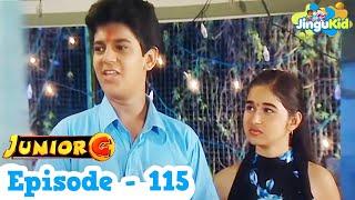 Junior G - Episode 115 | HD Superhero TV Series | Superheroes & Super Powers Show for Kids