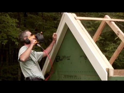 Installing Shed Trim Youtube