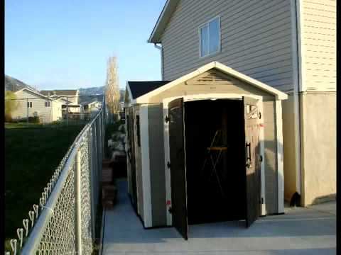 Step By Step Video To Shed Building - Free Shed Plans