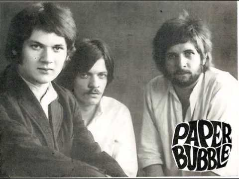 Paper Bubble - Just an Actor (1970)