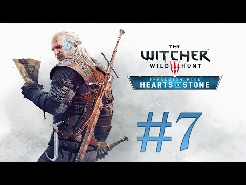 The Witcher 3 Hearts of Stone | Parte 7 | en Español | Let's
