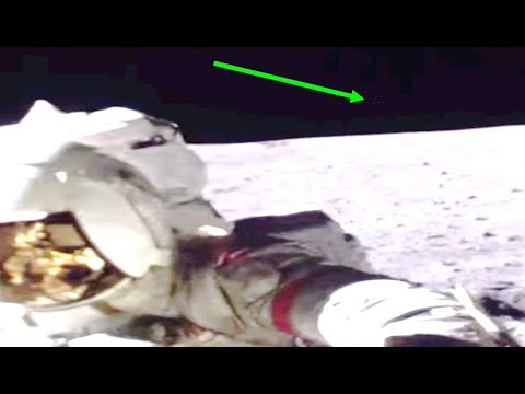 This NASA Astronaut Accidentally Captured This While On A Moonwalk