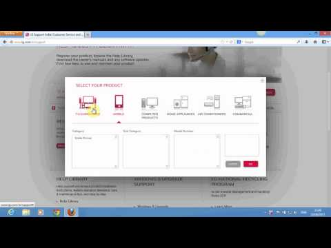 LG Mobile PC Suite Free Download