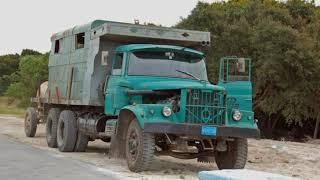 Как делали тюнинг на грузовики КрАЗ.