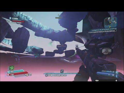 De excursión bug en Borderlands: The Pre-Sequel! (PC)