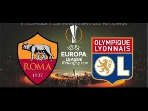 AS Roma - Olympique Lyonnais LIVE STREAM/EN VIVO⚽⚽⚽