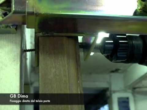 Come si misura una porta messere porte doovi - Montaggio porte interne video ...