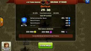 Clash Of Clans | Th 8 Different Type Of GoViPe Attack
