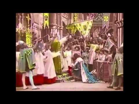 "Méliès's ""Jeanne d'Arc"" 1900; New 2016 Score by Lucía Caruso & Pedro H. da Silva"