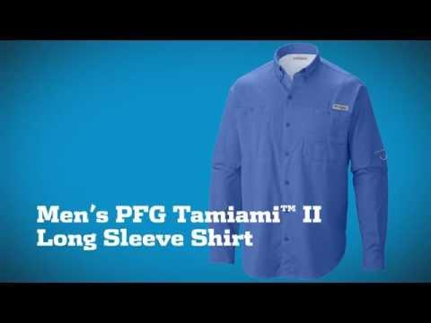 Men's PFG Tamiami™ II Long Sleeve Shirt | Columbia Sportswear