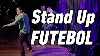 FUTEBOL - Stand Up Comedy - André Santi
