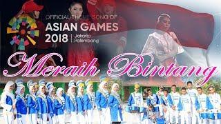 Drumband Smp N 5 T U Cover Meraih Bintang Via Vallen Official Theme Song Asian Games 2018