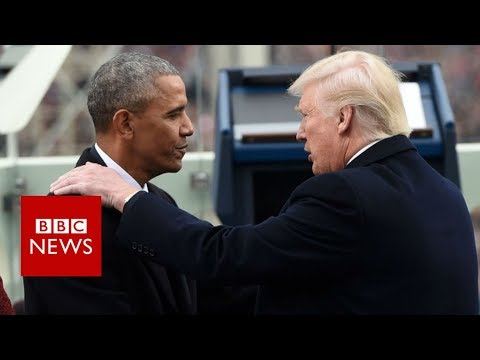 Trump denigrates Obama over false fallen soldier claim – BBC News