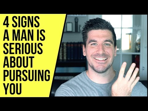 4 Signs A Christian Man Is Serious About Pursuing A Christian Woman