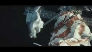 Gravity (Movie Trailer) Uncut Scene