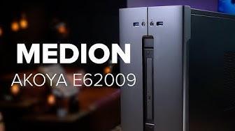 Aldi-PC Medion Akoya E62009 im Test: Kompakt und günstig? | deutsch