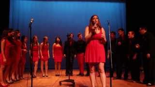 """Kaleidoscope Heart / Bluebird"" by Sara Bareilles - Fordham Hot Notes"