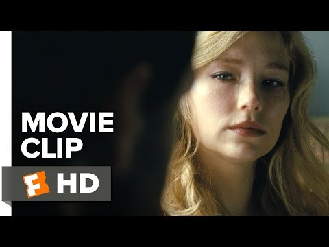 The Girl on the Train Movie CLIP - Lying to Dr. Abdic (2016) - Haley Bennett Movie