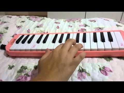 Kırlara Doğru-Çocuk Şarkısı(melodika ile ilk video)
