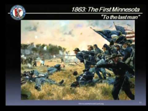 History of the National Guard - Colonel Loren Hubert
