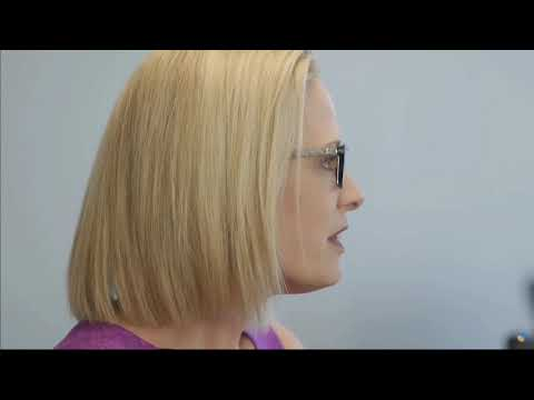 Kyrsten Sinema Refuses To Say She Regrets Saying It's OK For Americans To Join The Taliban