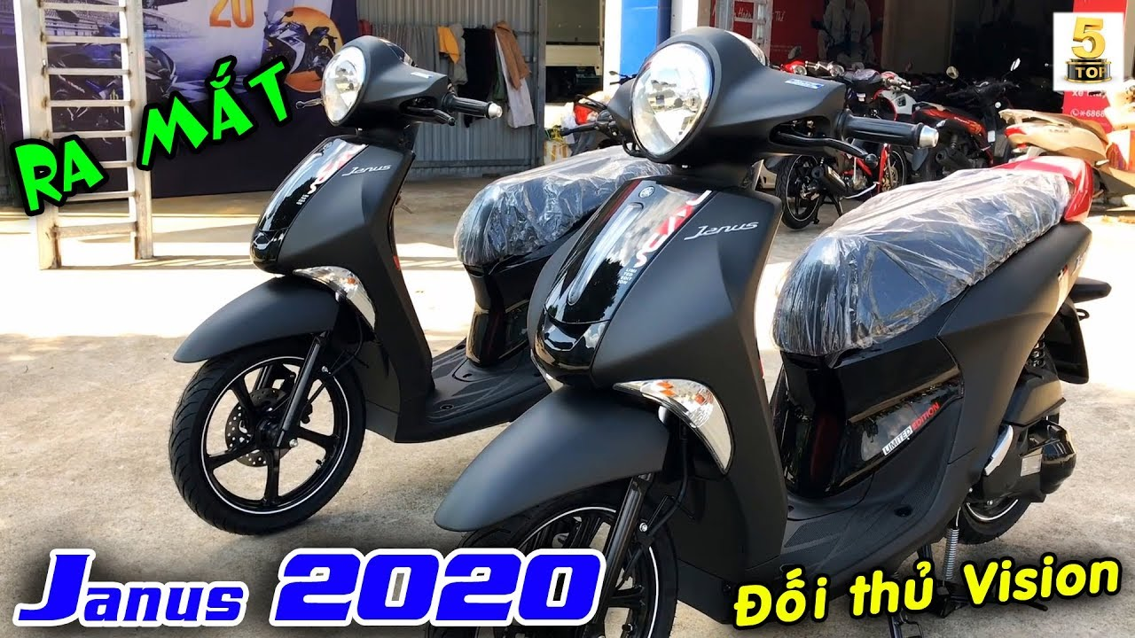 Yamaha JANUS 125 2020 ra mắt có gì mới…? ▶️ Đối thủ của Honda Vision 110 2019 🔴 TOP 5 ĐAM MÊ