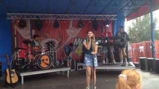 Ghost Rockers op Muurrock for kids in Geraardsbergen (04/09/2016)