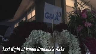 Isabel Granada | Huling Gabi ng Burol | Last Night of Wake