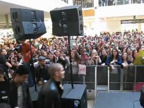THE WANTED AT BRAMALEA CITY CENTRE