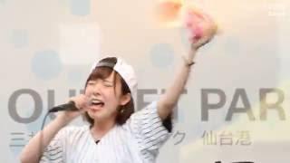 Carya (カーヤ)『クリームソーダはじけた』 2016.06.19 三井アウトレットパーク仙台港 thumbnail